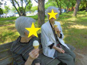 編集菖蒲の花 アイス