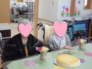誕生日会 編集済み写真